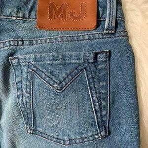 Marc Jacobs Jeans Patti 02 Mid Rise Sz 27